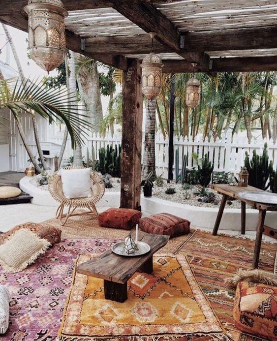 elegir el estilo para tu terraza