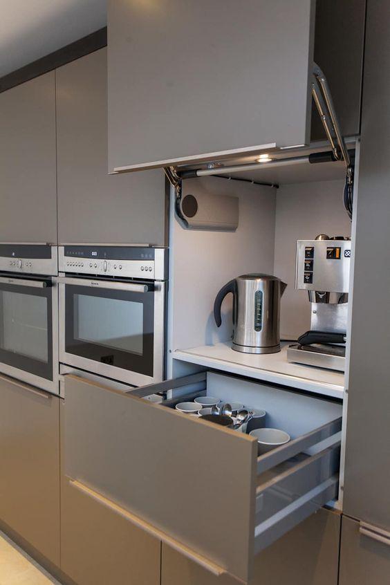 cocina ordenada