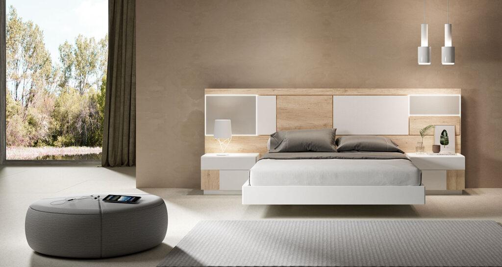 Dormitorio Japandi