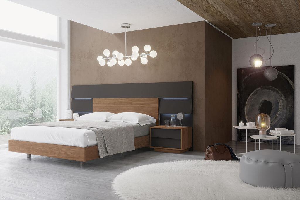 La importancia de la luz en el dormitorio